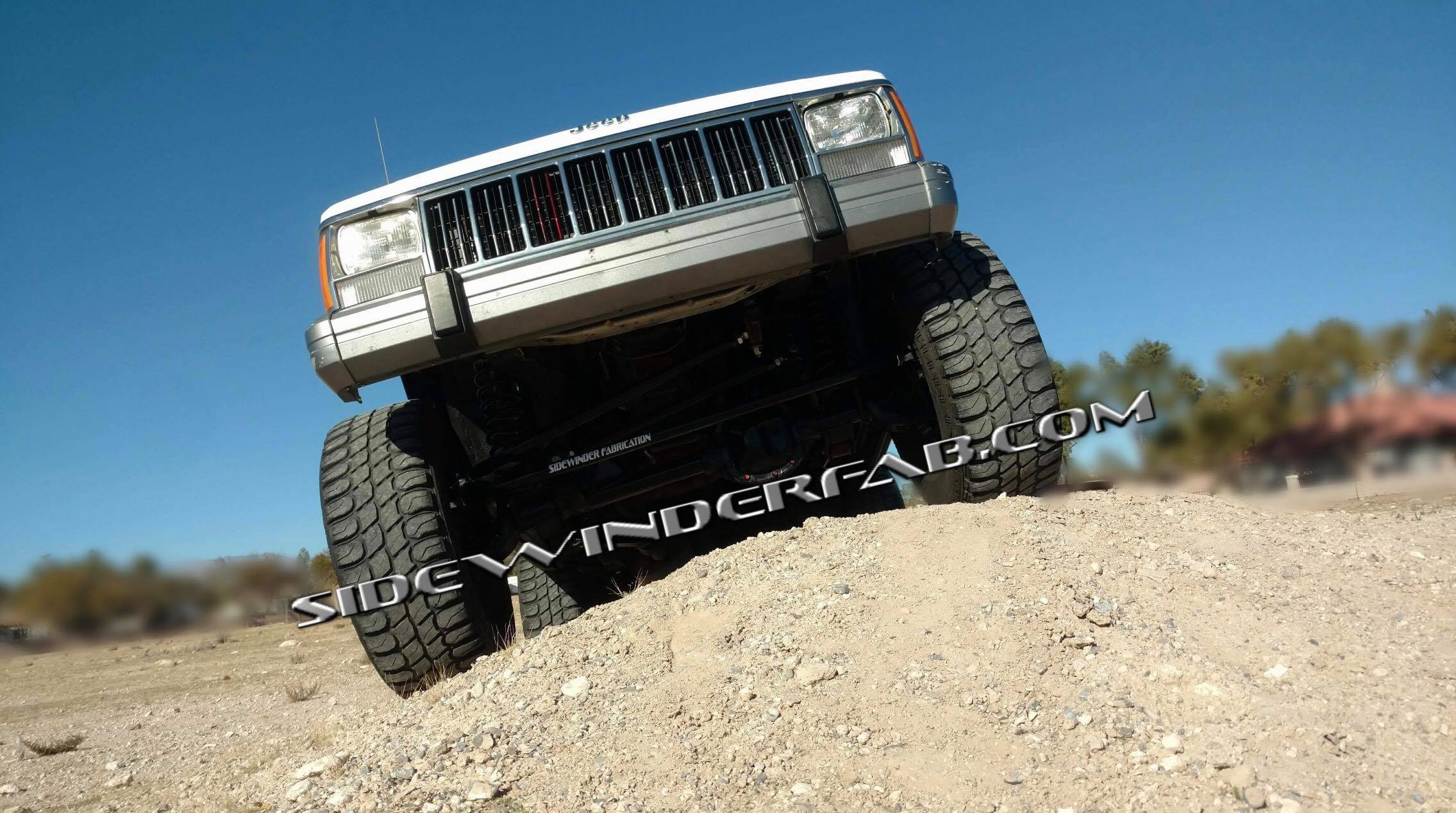 XJ Cherokee & MJ Comanche Archives - Sidewinder Fabrication